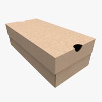 3d box shoes