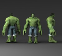 Mega Hulk Monster.