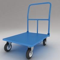 max medical luggage equipment trolley