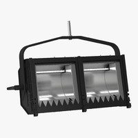 cyc flood light double max