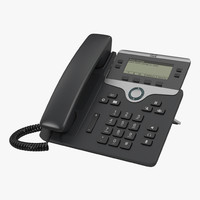 max cisco ip phone 7841