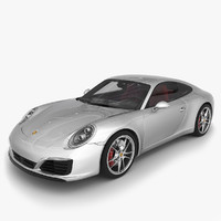 Porsche Carrera 911 S 2016
