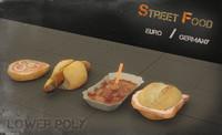 street food  europe / germany style