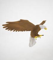eagle 3d max
