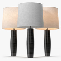 BDDW Leather Lamp