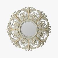 classic mirror obj
