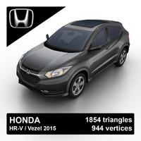 Honda HR-V / Vezel 2015