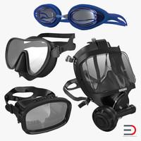 scuba masks 3 max