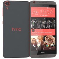 htc desire 626 purple 3d max