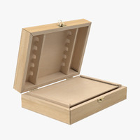 art storage box 3d model