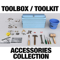 3ds toolbox accessories