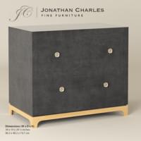 3d model chest alexander julian