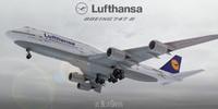 boeing 747-8 lufthansa 3ds