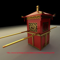 max chinese wedding sedan chair