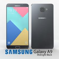 3d samsung galaxy a9 2016