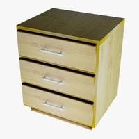 3d drawers