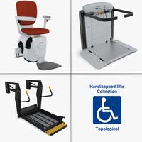 max handicapped lifts