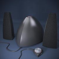 Acoustic system Edifier E3350