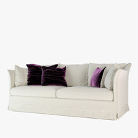 Sofa Soft White
