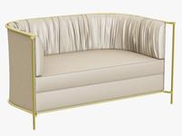 koket desire sofa 3d 3ds