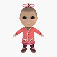 max girl pink cute