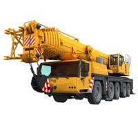 Crane Liebherr