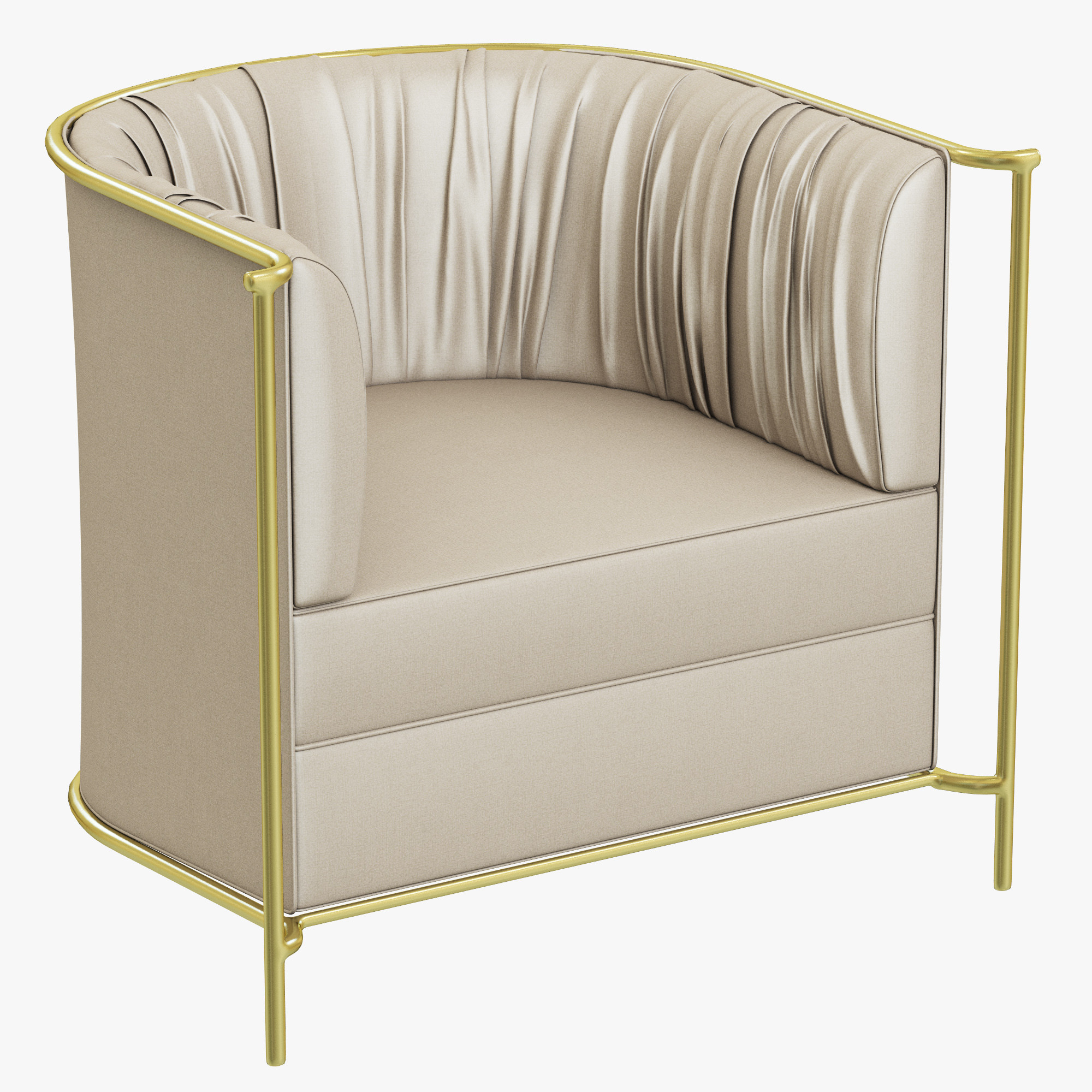 3d Model Koket Desire Chair