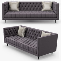 Stuart Scott - The tux lux sofa