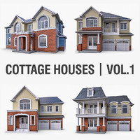 house build 3d model