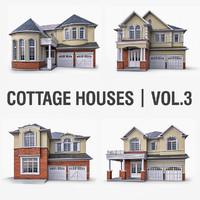 3d house build 3 model