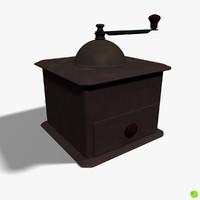 3d model grinder manifold