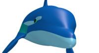 free obj mode dolphin bottlenoses