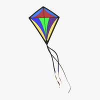 kite 02 3d max