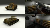 obj soviet interior 76 t