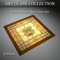 3ds art glass
