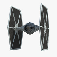 max star wars tie fighter