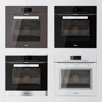3d model oven miele