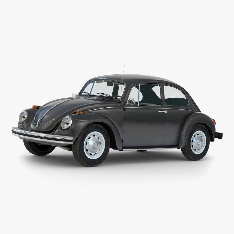 Volkswagen Beetle 1966 Black 3d model 00.jpg