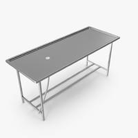 table autopsy 3d max