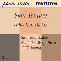 human skin texture collection 1af