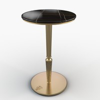 3d table decorative model