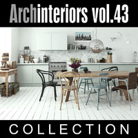 archinteriors vol 43 style interior 3d max
