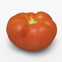 3d model tomato ready unreal