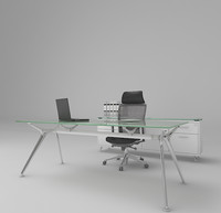 Executive desking 1