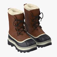 Snow Boots 01