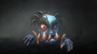 3d micro ghoul gobrot