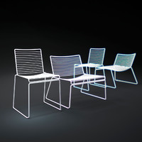 3d max hay-hee-chair