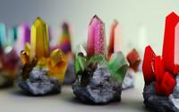 3d mineral 12 model