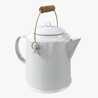 Camping Coffee Pot 2