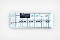 3d model teenage engineering op-1